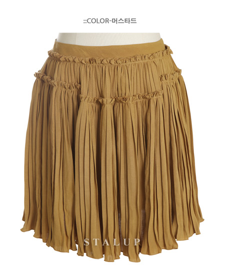 50%↓Min lovely pleats SK